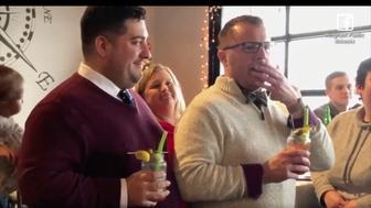 Chorus Teacher Students Wedding Surprise