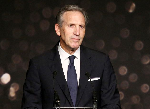 Howard Schultz has decided he won't seek the White House next