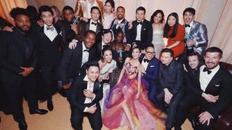 Crazy Rich Asians And Black Panther