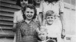 홀로코스트 생존자가 페이스북에서 자신을 구해준 가족과