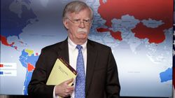 Bolton's Notes Indicate U.S. Troop Deployment An Option On