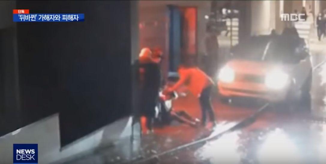 승리가 운영하는 클럽에서 폭행 사건이 발생했다(사건