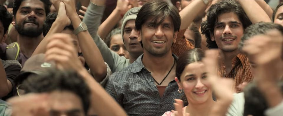 The 'Azaadi' Song In Ranveer Singh's 'Gully Boy' Is