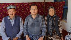 위구르족 무슬림 영국인이 중국의 위구르 탄압을 영국이 막아줄 것을