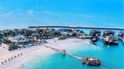 Το «Νησί της Μπανάνας»: Ένα πολυτελές θέρετρο στο Κατάρ που θυμίζει