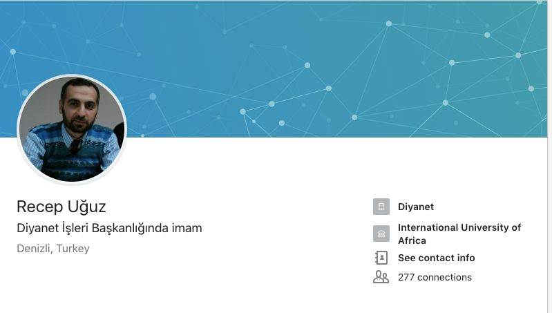 Dokument enthüllt Verbindung der Erdogan-Regierung zu berüchtigtem