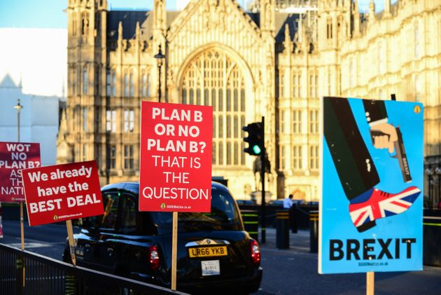 For All The Frantic Westminster Activity, Don't Expect Any Clarity Today On What Brexit Will Look