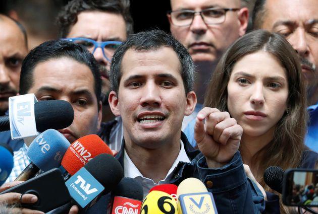 Au Venezuela, le gouvernement de Juan Guaido veut rétablir les relations diplomatiques avec le