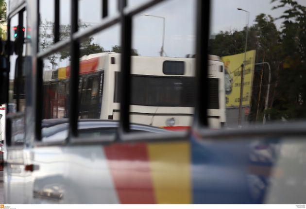 Δρομολόγιο τρόμου για οδηγό λεωφορείου στο