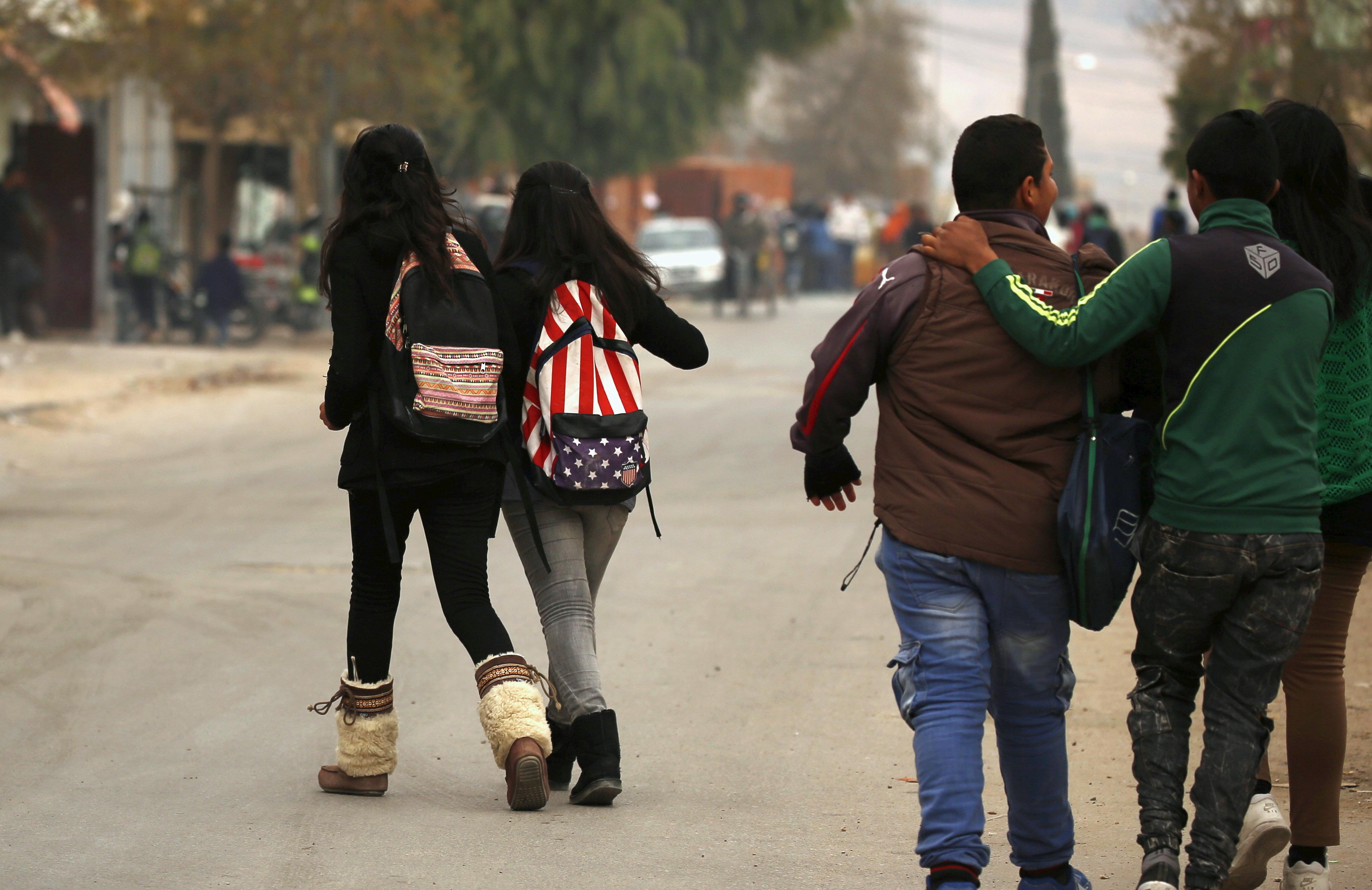 Echange d'accusations, journées de colère, boycott des examens..: la crise de l'enseignement secondaire
