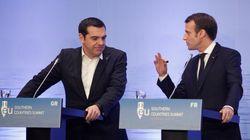 Μακρόν: «Εξαιρετικό παράδειγμα για την Ευρώπη η Συμφωνία των