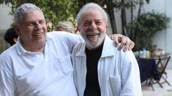 Lula pede à Justiça para ir ao enterro do irmão