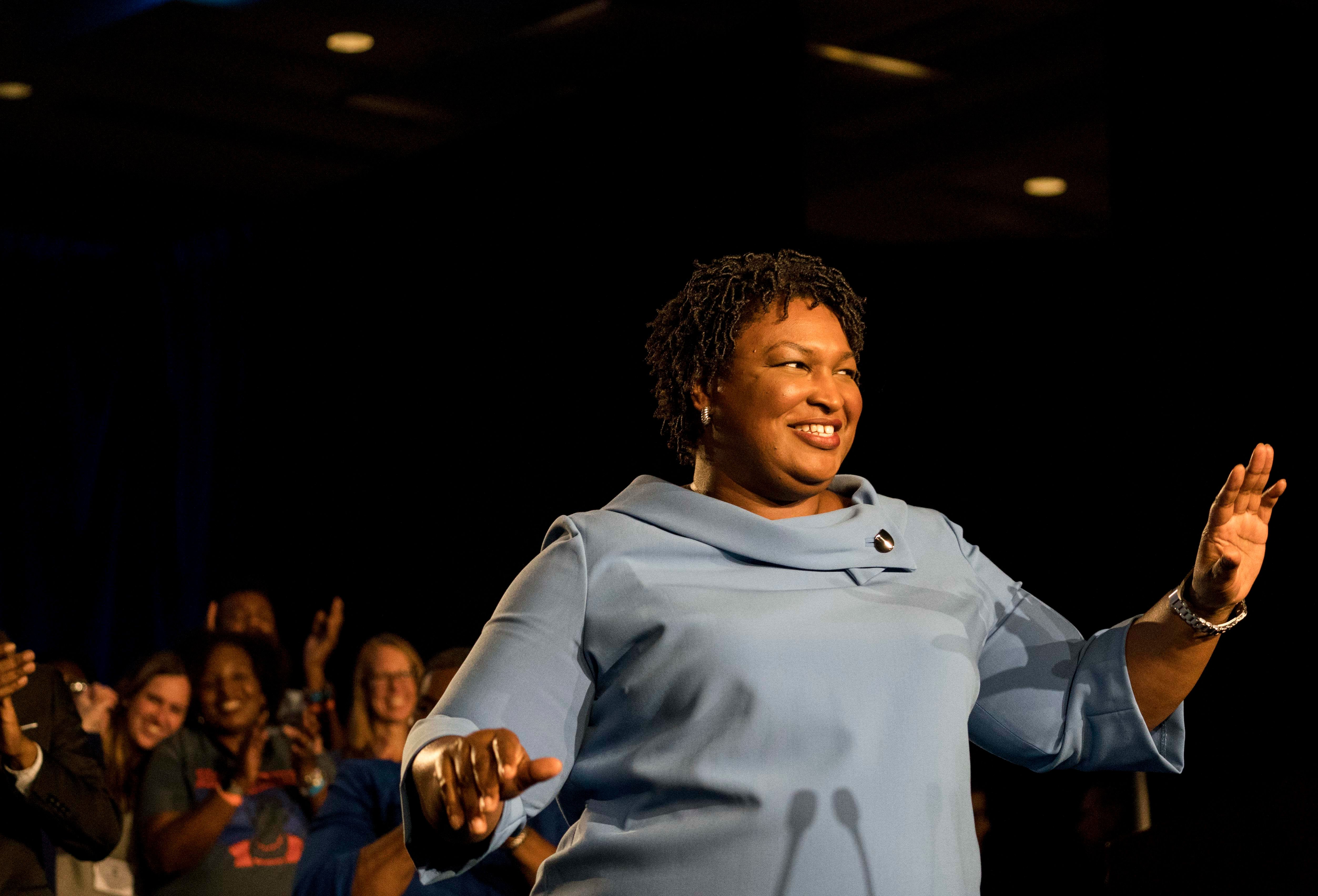 Failed Georgia Candidate Stacey Abrams Will Give SOTU Response