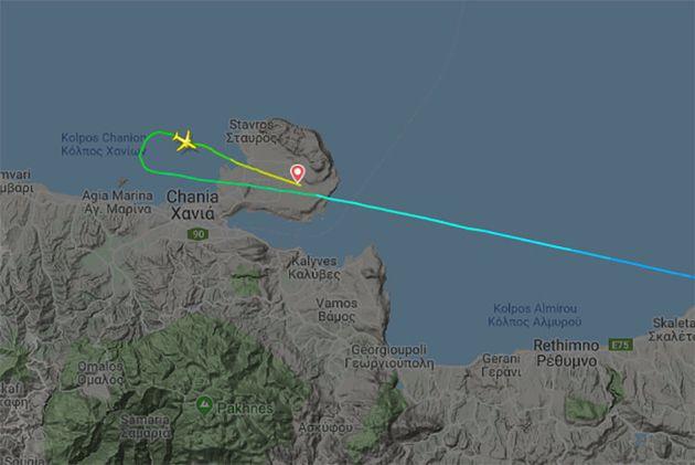 Συναγερμός στο Αεροδρόμιο Χανίων: Αεροσκάφος με βλάβη έκανε έκτακτη