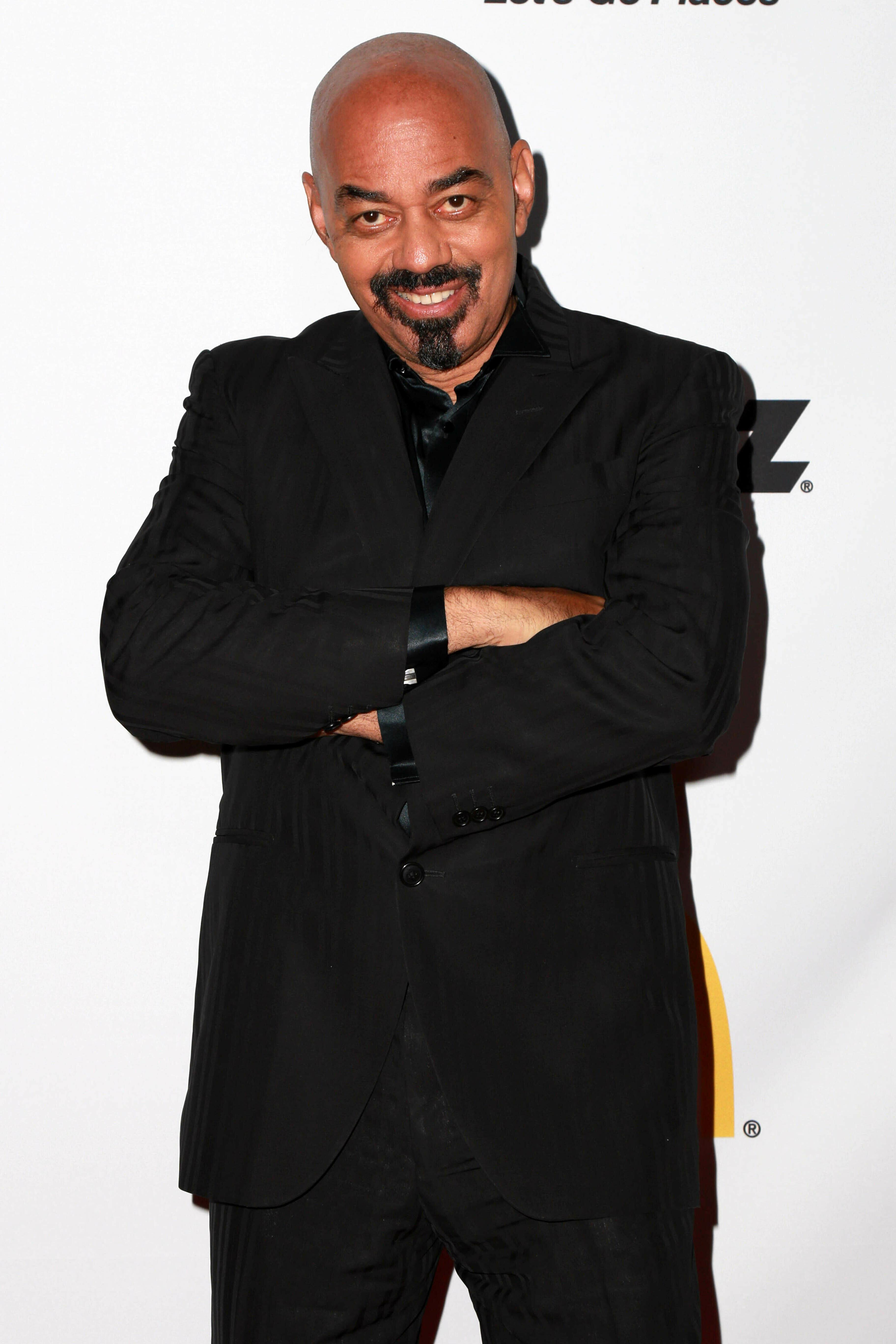 ***FILE PHOTO*** James Ingram has passed Away At Age 66 Of Brain Cancer HOLLYWOOD, CA- NOVEMBER 19: James Ingram at the Ebony Power 100 Gala at Avalon in Hollywood, CA on November 19, 2014. Credit: David Edwards/MediaPunch /IPX