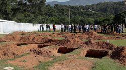 Sobe para 84 o número de mortos em Brumadinho, segundo Defesa