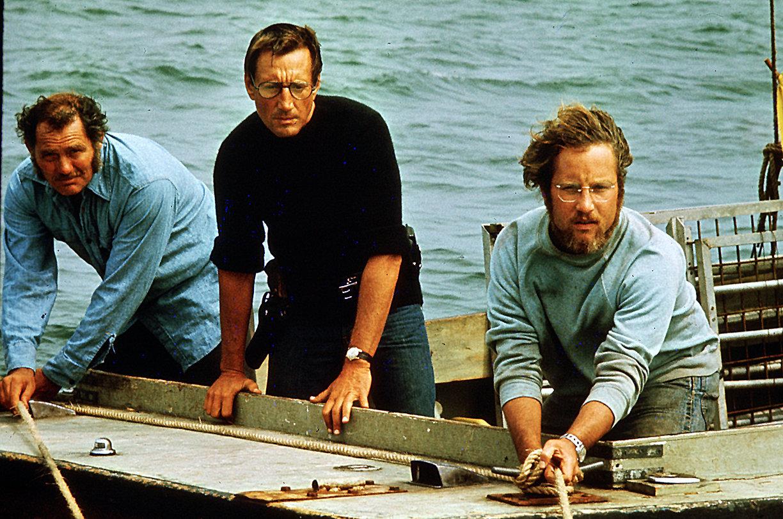 """""""Jaws"""" on Netflix."""