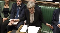 EU Leaders Dismiss Theresa May's Pleas To Renegotiate Brexit Deal After Commons