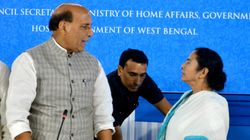 Rajnath Singh Speaks To Mamata Banerjee Over Violence At Amit Shah's