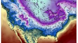 Polar Vortex Is Here Again. Yes, Connected To Global