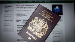 북아일랜드에서 아일랜드 여권 신청이 급증하고