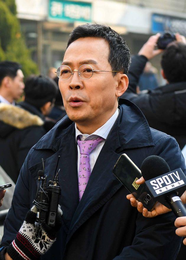 심석희 선수의 법률대리인 임상혁
