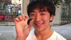 1년 간 바퀴벌레를 사랑했다는 일본 남성의