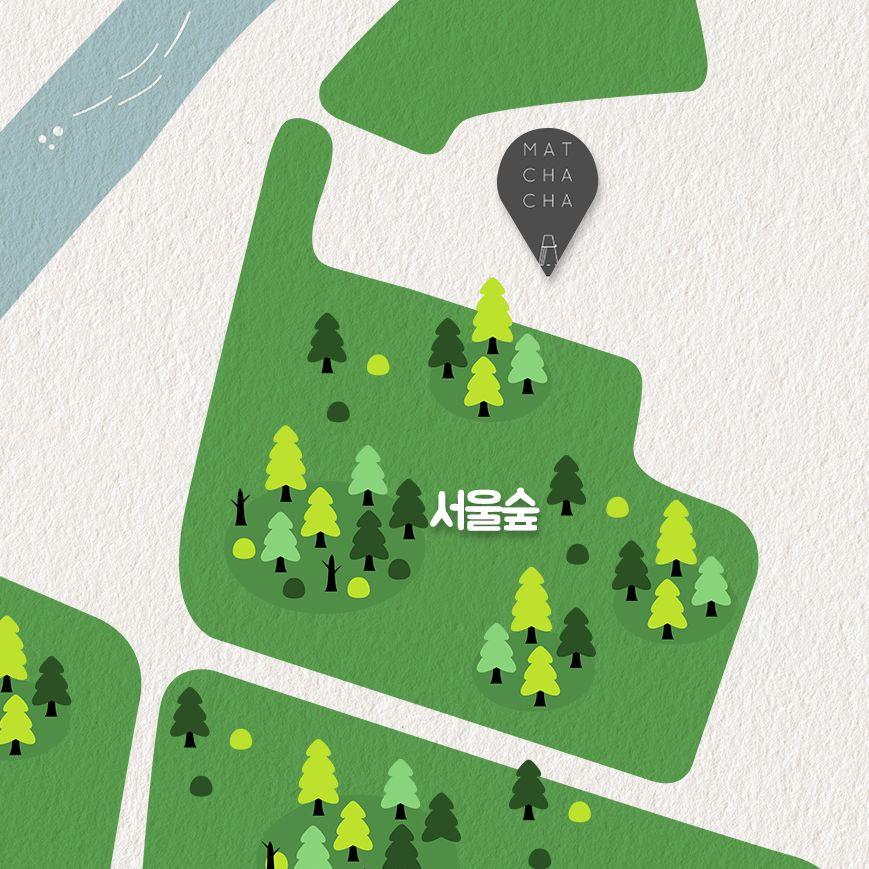 [태우's PICK] 서울에서 숲을 바라보며 차를 마실 수 있는 공간이