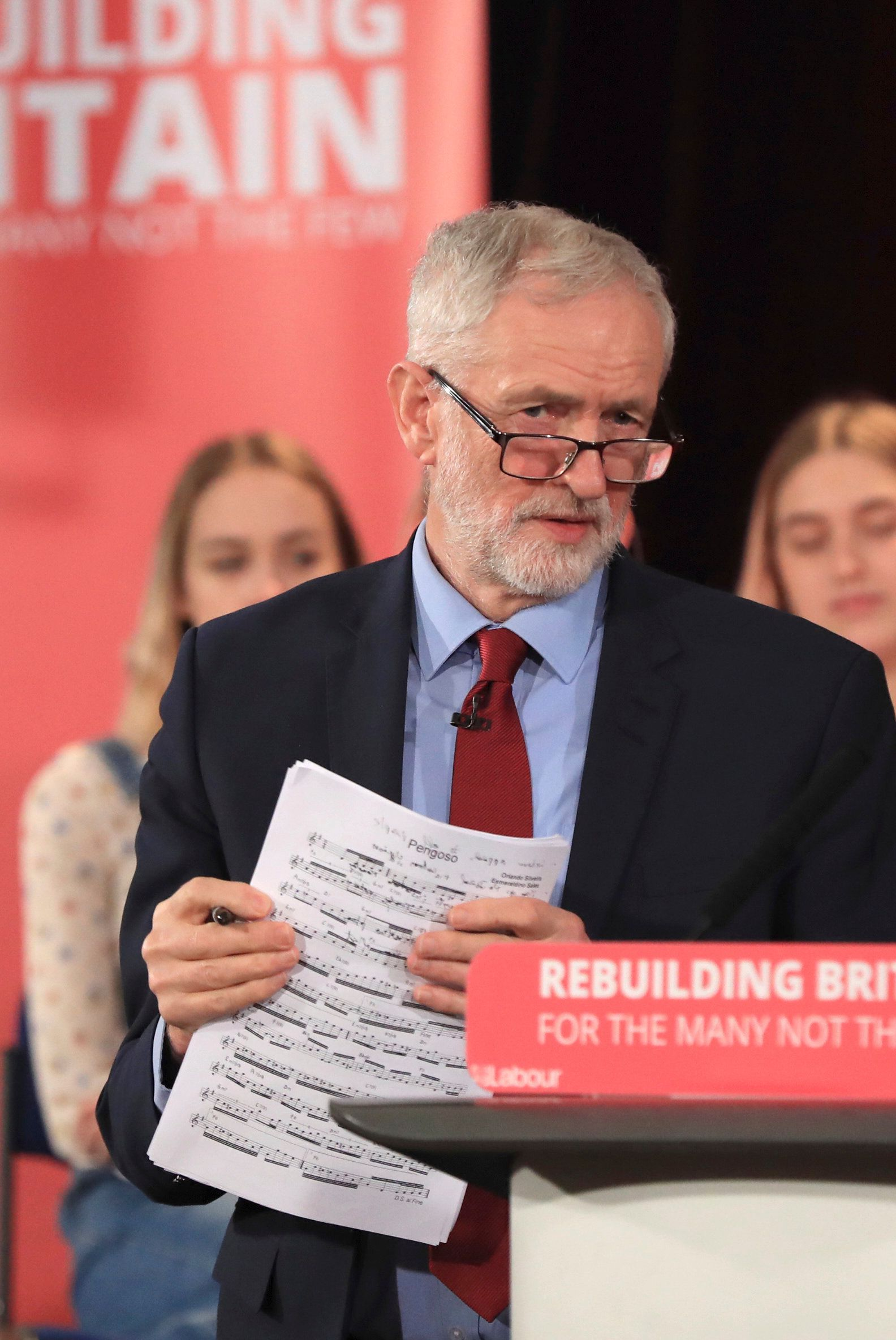 Labour's Constructive Ambiguity On Brexit Is On Its Last