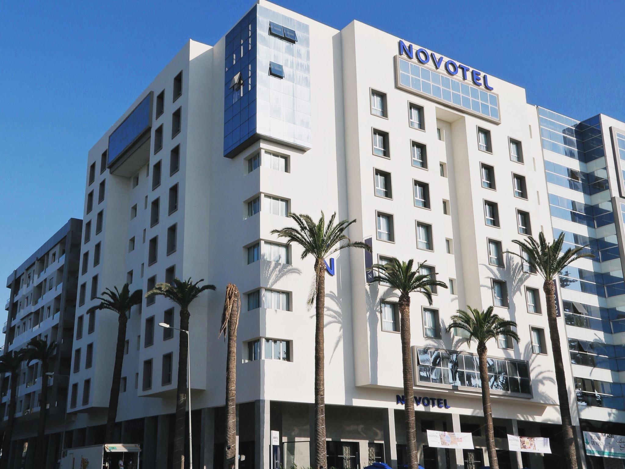 Hôtellerie: AccorHotels ouvre son premier Novotel à