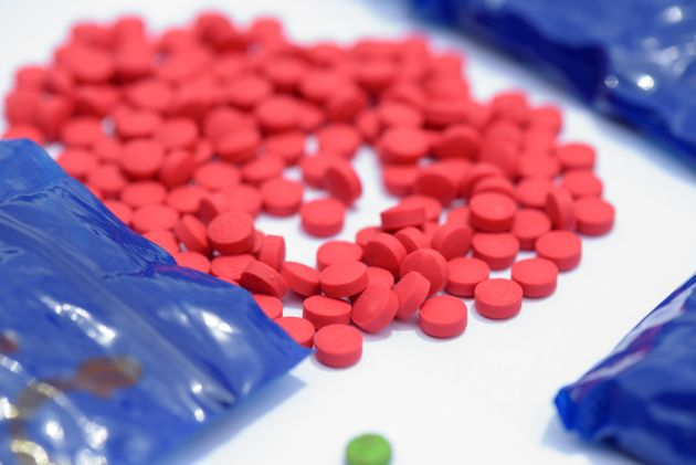 Fès: Arrestation de deux individus en possession d'une grosse quantité d'ecstasy et de