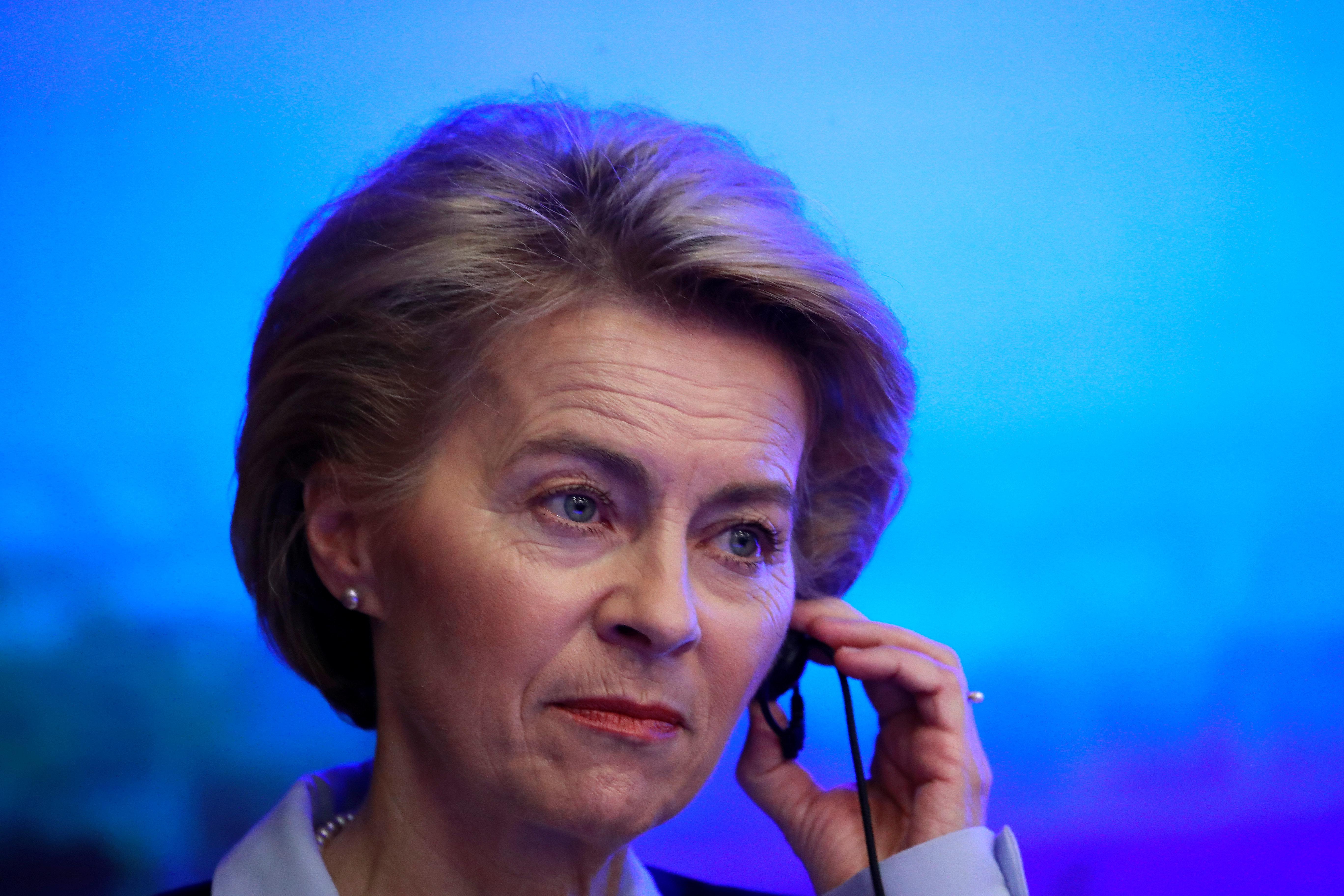 Wegtreten: Für Verteidigungsministerin von der Leyen wird es