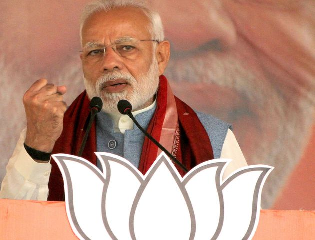 A file photo of PM Narendra