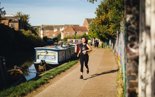 8 Women On The Joy Of Running Alone After Police Tell Women To Run In