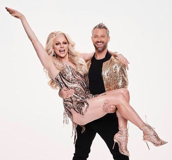 Courtney Act Is Helping The Australian Version Of Strictly Break Down Gender