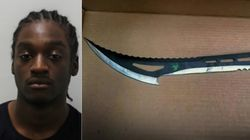 Zombie Knife Attacker Jailed After