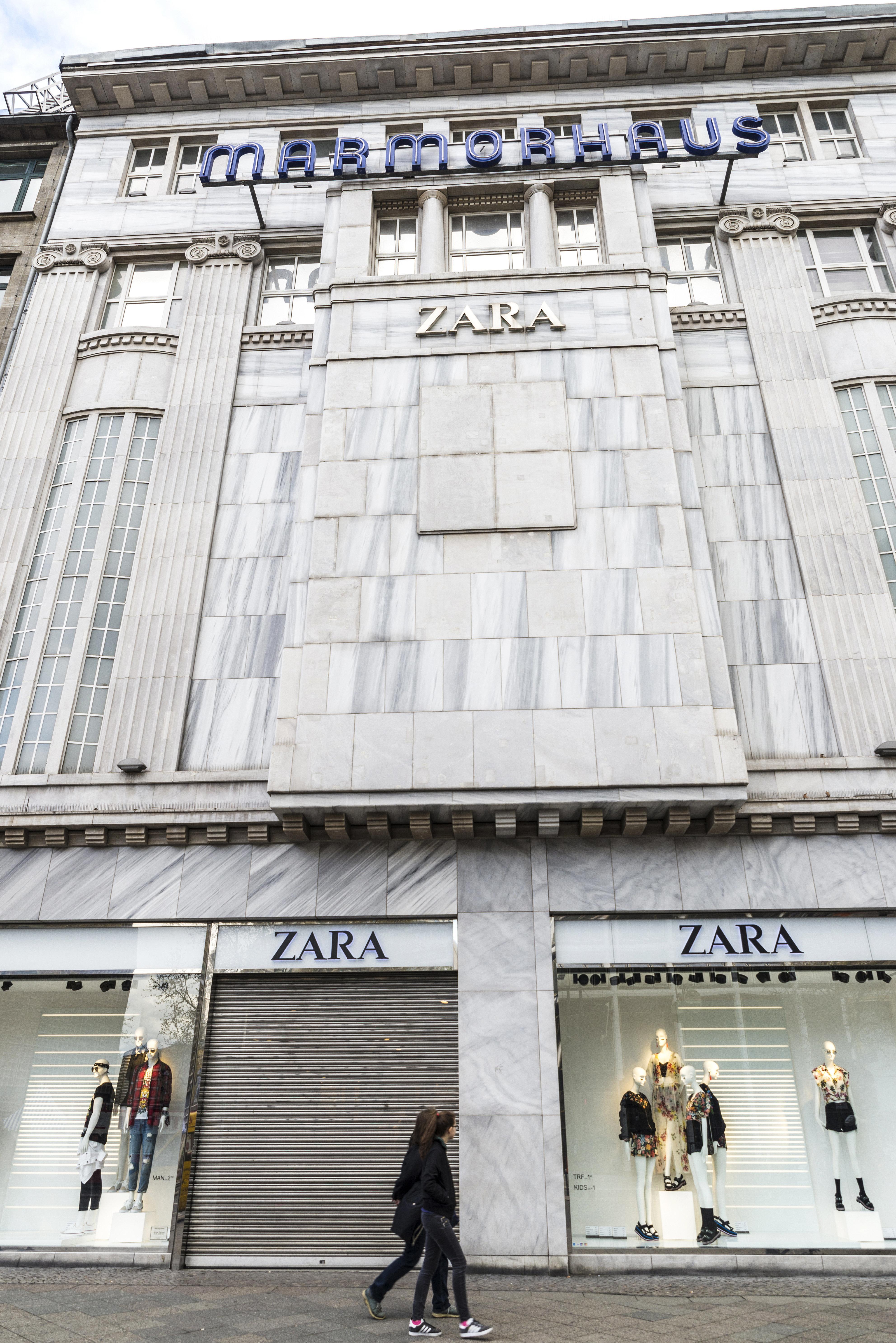 Τα Zara άλλαξαν λογότυπο και το twitter δεν