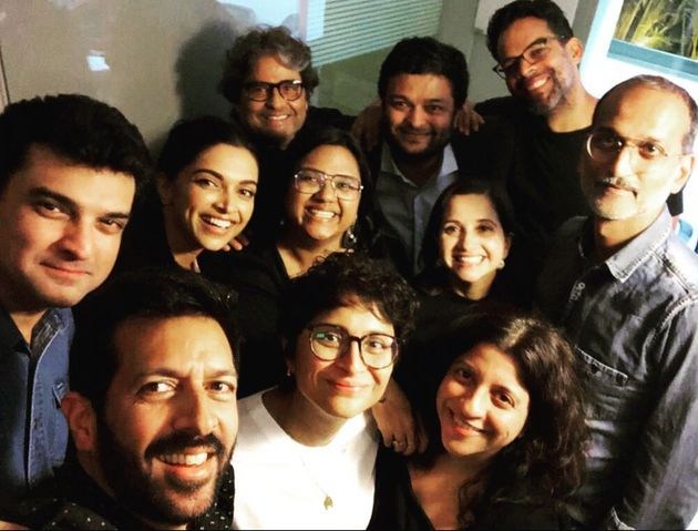 Why Deepika Padukone Replaced Kiran Rao As Mumbai Film Festival