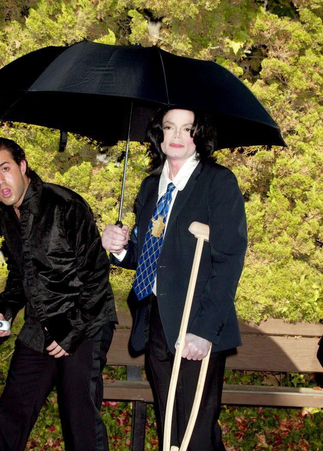 Michael Jackson in