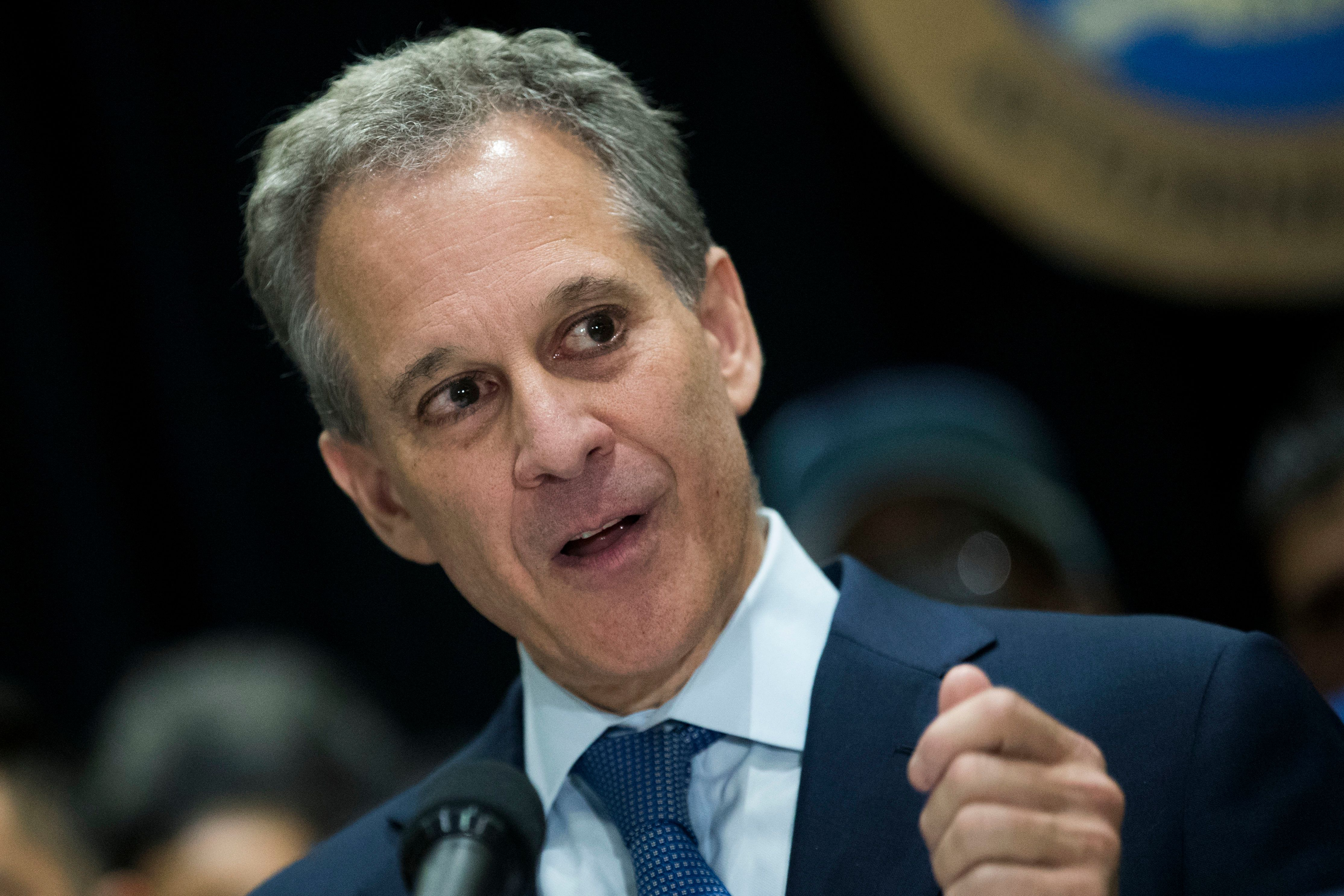 The practice of using campaign funds to cover legal expenses is not illegal, but reform activists say Schneiderman and other