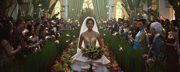 Atriz americana de ascendência asiática, Constance Wu é a estrela da comédia...