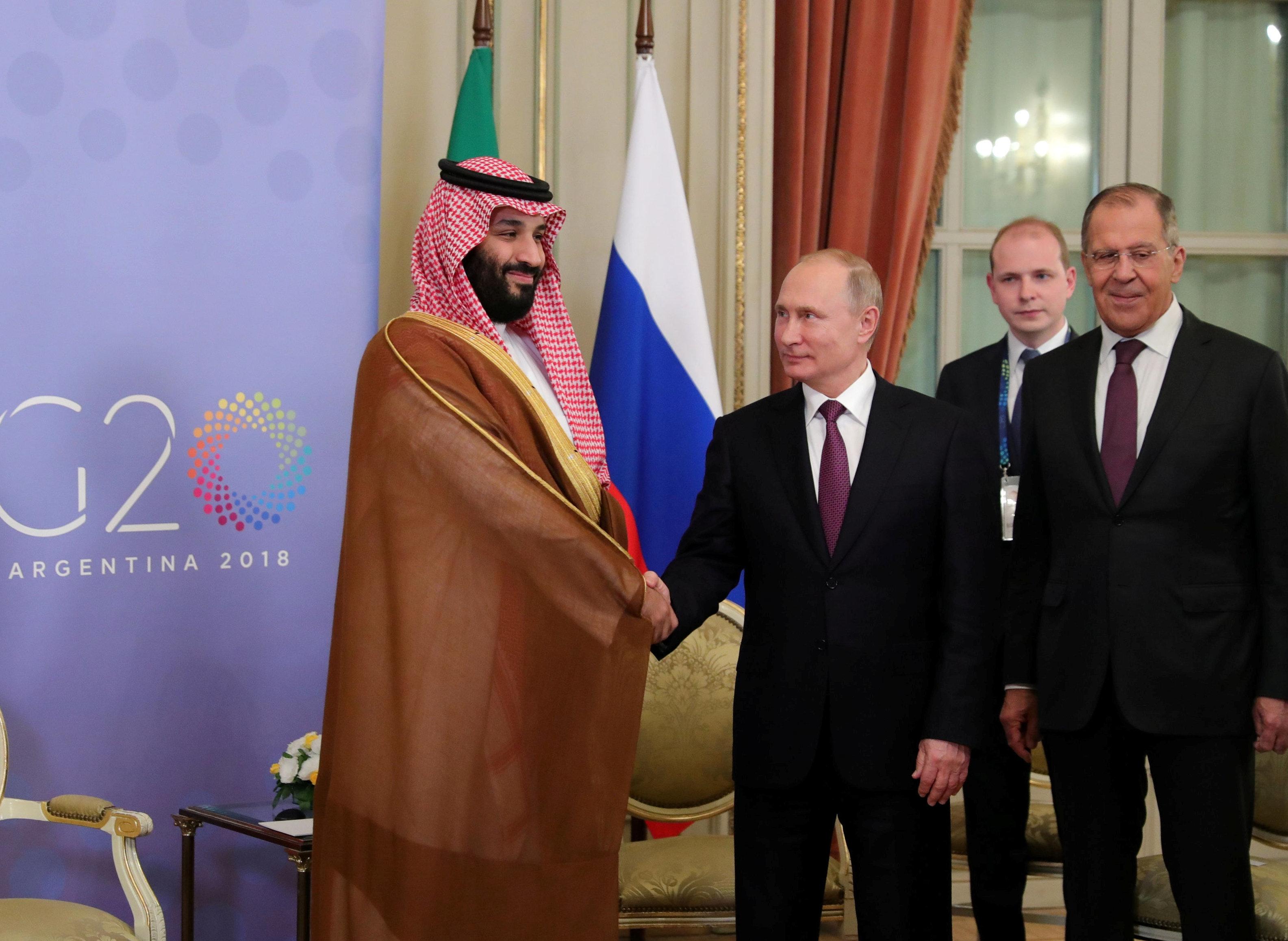 Arabie saoudite/Russie : Après le Pacte du Quincy, le Pacte de