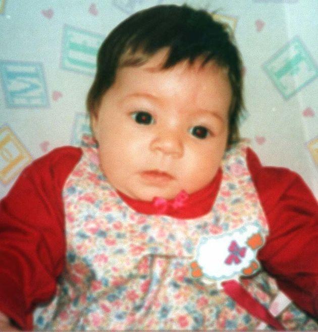 Lauren died when she was just three months