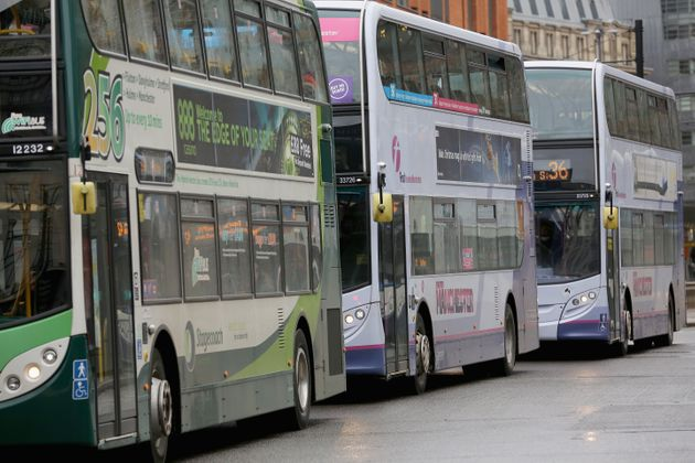 Bus companies in England have made billions in profit since 2010, figures