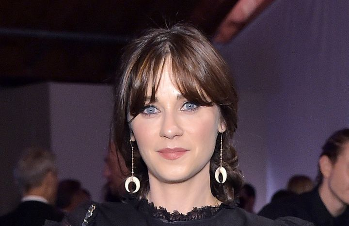 Zooey Deschanel told HuffPost she's always loved traveling. Now that she's a mom, she has a pretty smart travel tip for other families.