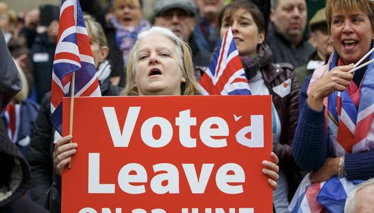 These People Explain Why They're Now Cheering For A No-Deal
