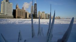 Polar Vortex Photos Show Bone-Chilling Conditions In The