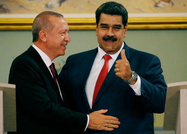 Γιατί η Κίνα, η Ρωσία και η Τουρκία στηρίζουν τον