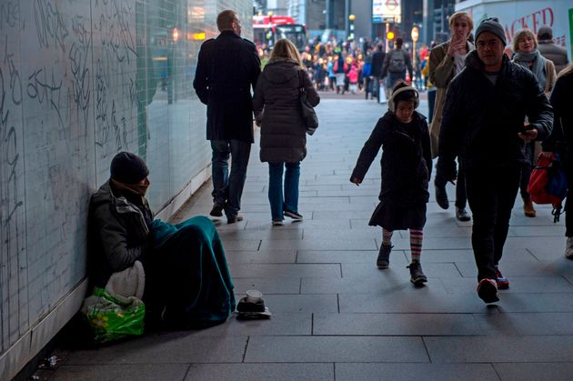 Brexit Dysfunction Cannot Be An Alibi For Not Solving Our National Rough Sleeping
