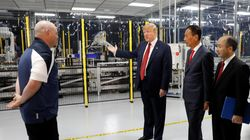 Foxconn Shifts Focus From Wisconsin Manufacturing